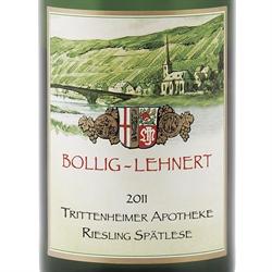 Riesling Spätlese Trittenheimer Apotheke Bollig-Lehnert