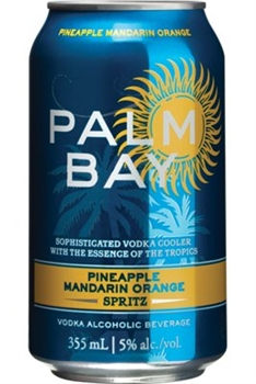 Palm Bay Ananas Mandarine Et Orange