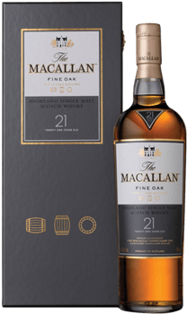 The Macallan Fine Oak 21 Ans Highland Scotch Single Malt