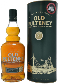 Old Pulteney 17 Ans Scotch Single Malt