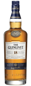 The Glenlivet 18 Ans Highland Scotch Single Malt