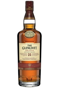 The Glenlivet 21 Ans Archive Scotch Single Malt