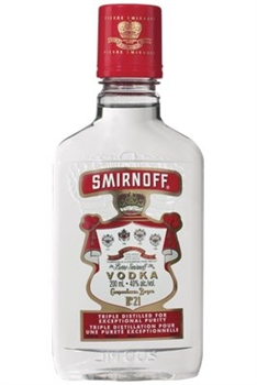 Smirnoff Triple Distillation