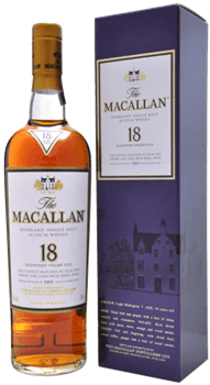The Macallan 18 Ans Highland Scotch Single Malt