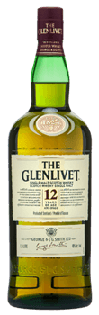 The Glenlivet 12Yo Single Malt Scotch Wh