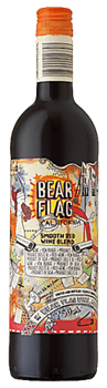 Bear Flag Red