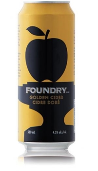 Foundry Cider 500 Ml Can/Cannette