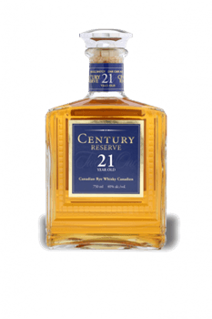 Century Reserve 21 Ans Whisky Canadien