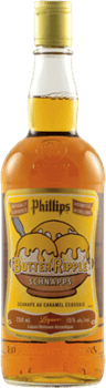 Phillips Butter Ripple Schnapps