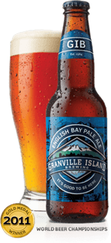 Granville Island English Bay Pale Ale 6