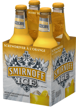 Smirnoff Orange Screwdriver