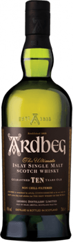Ardbeg 10 Ans Islay Scotch Single Malt
