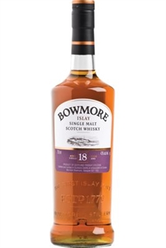 Bowmore 18 Ans Islay Scotch Single Malt