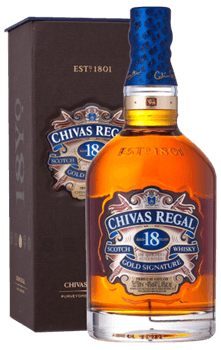 Chivas Regal 18 Ans Scotch Blended