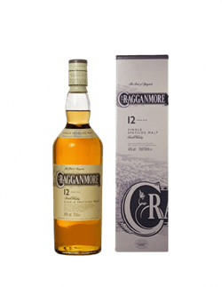 Cragganmore 12 Ans Highland Scotch Single Malt