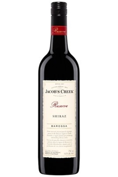 Jacob's Creek Shiraz Reserve