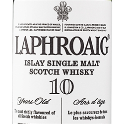 Laphroaig 10 Ans Islay Scotch Single Malt