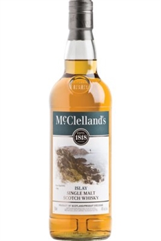 McClellands Islay Scotch Single Malt