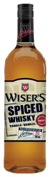 Wiser's Spiced Vanilla Canadian Whisky