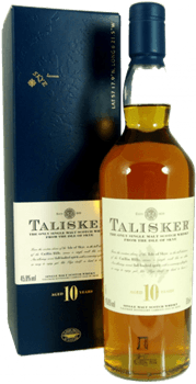 Talisker 10 Ans Isle Of Skye Scotch Single Malt
