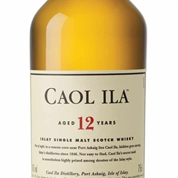 Caol Ila 12 Ans Islay Scotch Single Malt
