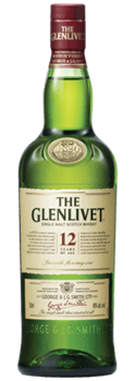 The Glenlivet 12 Ans Highland Scotch Single Malt