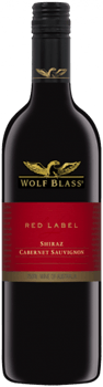 Wolf Blass Red Label Shiraz / Cabernet-Sauvignon