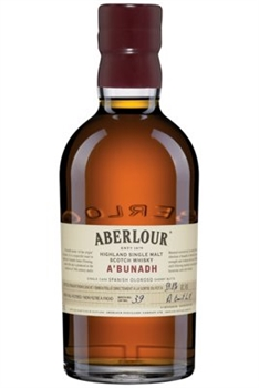 Aberlour A'bunadh Speyside Scotch Single Malt
