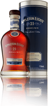 Appleton Estate 21 Ans