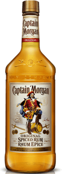 Captain Morgan Original Spiced Rhum