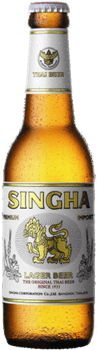 Singha The Original Thai Beer