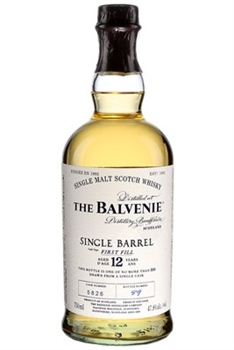 The Balvenie 12 Ans Single Barrel