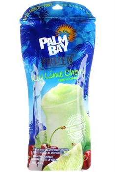 Palm Bay Lime Et Cerise Congelé