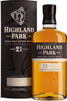 Highland Park 21 Ans Scotch Single Malt
