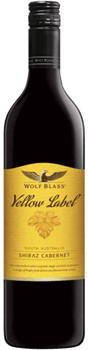 Cabernet-Sauvignon Wolf Blass Yellow Label South Australia