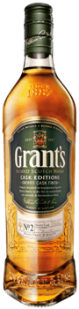 Grant's Sherry Cask Highlands Scotch Single Malt
