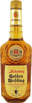 Golden Wedding Whisky Canadien
