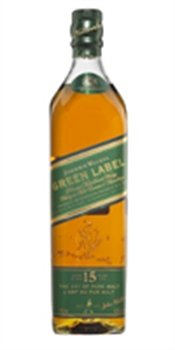 Johnnie Walker Green Label 15 Ans Scotch Blended