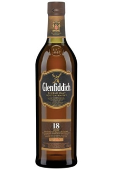 Glenfiddich 18 Ans Highland Scotch Single Malt