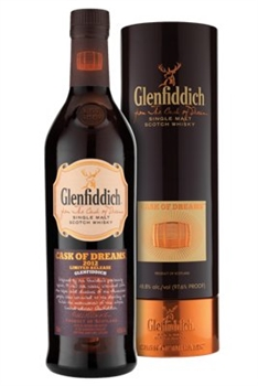 Glenfiddich Scotch Single Malt Barrique Des Rêves