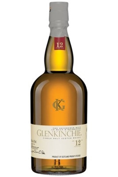 Glenkinchie 12 Ans Le Malt D'edimbourg Scotch Single Malt