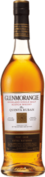 Glenmorangie The Quinta Ruban Highland Scotch Single Malt