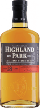 Highland Park 18 Ans Scotch Single Malt