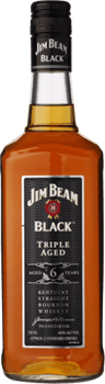 Jim Beam Black Sour Mash Kentucky Straight Bourbon