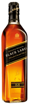 Johnnie Walker 12 Ans Black Label Scotch Blended