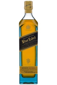 Johnnie Walker Blue Label Scotch Blended