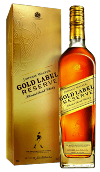 Johnnie Walker Gold Label Reserve Scotch Blended