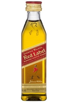Johnnie Walker Red Label Scotch Blended