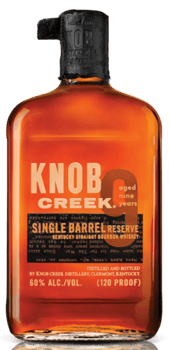 Knob Creek 9 Ans Single Barrel Kentucky Bourbon